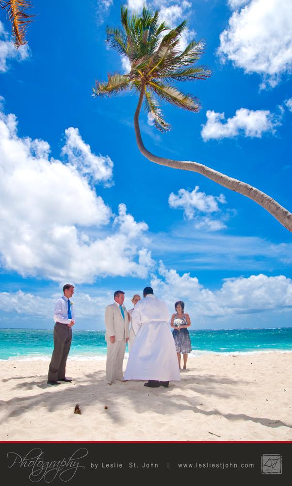 Wedding At Bottom Bay
